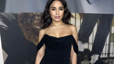 "Vanessa Hudgens assiste à la soirée d'ouverture de ""West Side Story"" au Broadway Theatre"